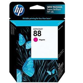 HP 88 Magenta Original Ink Cartridge (C9387AN)