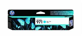 HP 971 Cyan Original Ink Cartridge (CN622AM)
