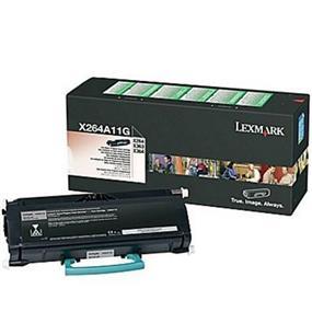 Lexmark X264A11G Black Return Program Black Toner Cartridge