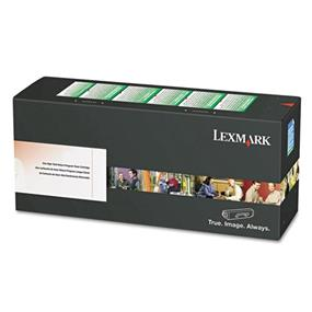 Lexmark 801HC Cyan High Yield Return Program Toner Cartridge - Cyan - Laser - 3000 Page (80C1HC0)