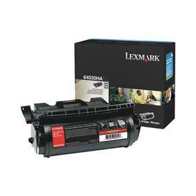 Lexmark High Yield Print Cartridge - Laser - 21000 Page