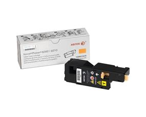 Xerox 106R01629 Yellow Toner Cartridge for 6000, 6010 and 6015