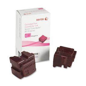 Xerox 108R00927 Magenta Solid Ink Stick For Colorqube 8570, 4400 page