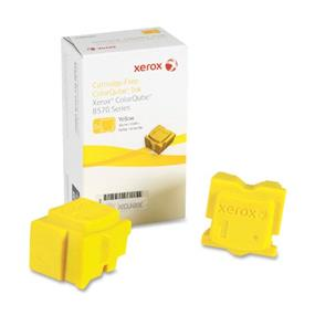 Xerox 108R00928 Yellow Solid Ink Stick For ColorQube 8570, 4400 page