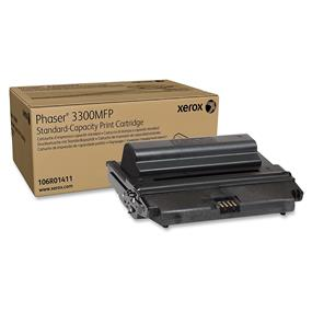 Xerox Standard Capacity Print Cartridge (4000 pages) for Phaser 3300MFP Black (106R01411)