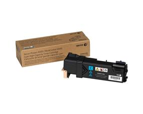Xerox 106R01594 Cyan High Capacity Toner Cartridge - 2500 Page