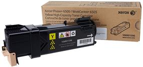 Xerox 106R01596 Yellow High Capacity Toner Cartridge - 2500 Page