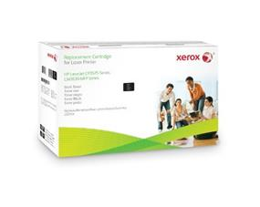 Xerox Replacement Black(EX) Toner Cartridge for HP CP3525