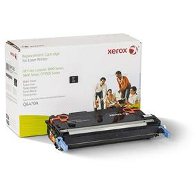 Xerox Replacement Black Toner Cartridge for HP Q6470A