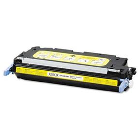 Xerox Replacement Yellow Toner Cartridge for HP Q6472A