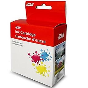 iCAN Compatible HP 63 XL Tri-Color Ink Cartridge