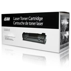 iCAN Compatible HP 55X (CE255X) Black High Yield Toner Cartridge - 12500 Page