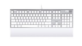 Azio MK Mac USB Backlit Mechanical Keyboard Wired (Brown Switch / White Backlight)(MK-MAC-U01)