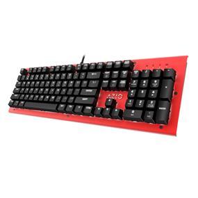 Azio MK HUE Backlit Mechanical Keyboard - Red (MK-HUE-RD)