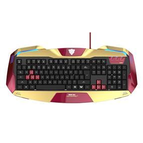 E-Blue IRON MAN 3 Floating Backlight Keyboard (EKM736GOUS-IU)