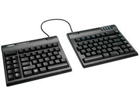 Kinesis Freestyle2 Keyboard for PC, US English, Black (KB800PB-US-20)