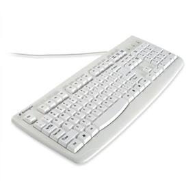 Kensignton ProFit® USB Washable Keyboard - White (64406)