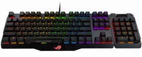 ASUS ROG Claymore Cherry MX Brown Aura RGB Mechanical Gaming Keyboard (90MP00E1-B0UA00)