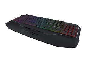 ROCCAT Ryos MK FX - Mechanical Gaming Keyboard With Per-key RGB Illumination - BROWN Cherry Switch