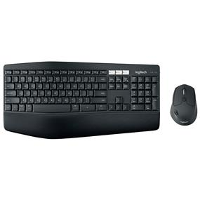 Logitech MK850 Performance Wireless Keyboard and Mouse Combo - French Layout (920-008220)
