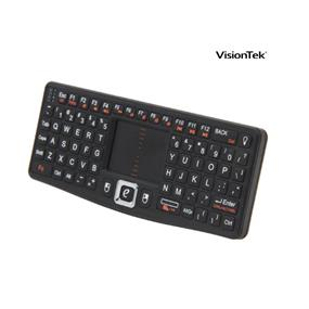 Visiontek Candyboard Wireless Mini Keyboard with Touchpad (900508)