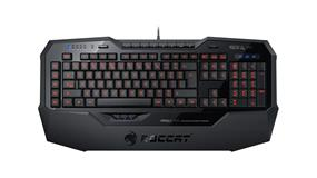 ROCCAT Isku FX - Multicolor Gaming Keyboard (ROC-12-901)