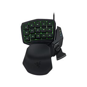 Razer Tartarus Chroma Expert RGB Gaming Keypad with 25 Programmable Keys Including an 8-way Thumb-pad (RZ07-01510100-R3U1)