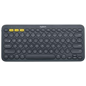 Logitech K380 Multi-Device Bluetooth Keyboard - Grey (920-007558)