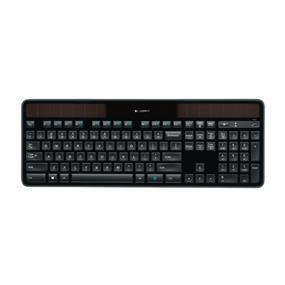 Logitech K750 Wireless Solar Keyboard French (920-002914)