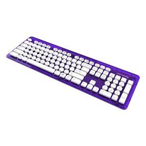 Rock Candy PC wireless Keyboard - Cosmoberry