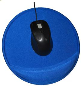 iCAN Gel Mouse Pad KLH-3031 (Blue)