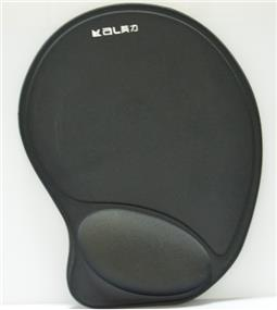 iCAN Memory Foam Mouse Pad KLH-3061F (Black)