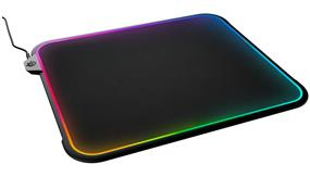 SteelSeries QcK Prism Dual-Surface RGB Mousepad (63391)