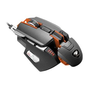Cougar 700M Superior Laser Gaming Mouse, 12000 DPI, Silver (3M700WLO.1701)