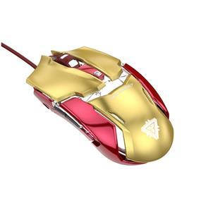 E-Blue IRON MAN 3 Optical Gaming Mouse (EMS610GOAA-EU)