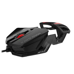Mad Catz RAT 1 Mouse - black (MCB4373800A6/06/1)