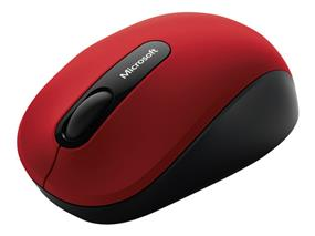 Microsoft Bluetooth Mobile Mouse 3600 - BlueTrack - Dark Red
