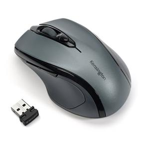 Kensington Pro Fit™ 2.4GHz Wireless Mid-size mouse - Grey (72423)