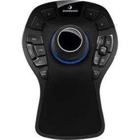 HP SpaceMouse Pro USB 3D Input Device (B4A20AT)