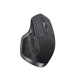 Logitech MX MASTER 2S Wireless Mouse with Cross-Computer Control for Mac & Windows (Graphite) (910-005131)