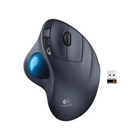 Logitech M570 Wireless Trackball (Retail) (910-001799)