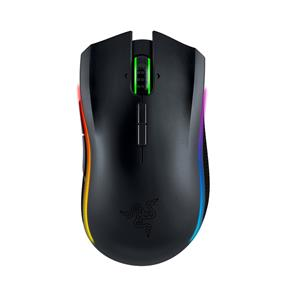 Razer Mamba - Chroma Ergonomic Gaming Mouse - Use Wired or Wireless with World's Best 16,000 DPI Sensor (RZ01-01360100-R3U1)