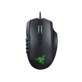 Razer Naga Chroma - Ergonomic MMO Gaming Mouse - World's Most Precise 16,000 DPI Sensor (RZ01-01610100-R3U1)