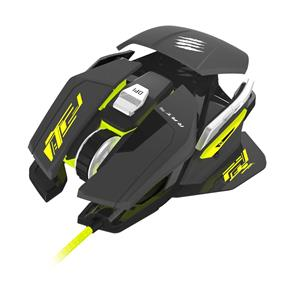 Mad Catz R.A.T. PRO S Gaming Mouse (MCB4372200A6/04/1)