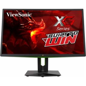 "ViewSonic XG2703-GS 27"" Widescreen LED Gaming Monitor 165Hz with G-Sync I 2560 x 1440, 4ms I HDMI, Dual Display Port"