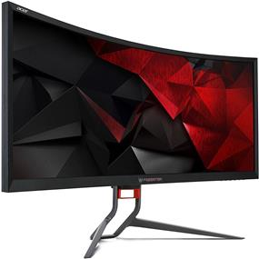 "Acer Predator Z35P bmiphz (Refurbished) 35"" 100Hz Ultra-Wide Curved Monitor UM.CZ1AA.P01"