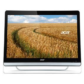 "Acer UT220HQL bmjz 21.5"" Full HD Widescreen LCD Touchscreen Monitor I 1920 x 1080,8ms,100M:1I HDMI,USB,VGA,Speakers"