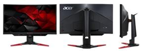 Acer Predator Z271 Tbmiphzx Tobii EyeTracking ( UM.HZ1AA.T01)