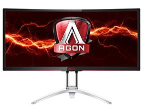 "AOC AG352UCG UltraWide 35"" Curved Computer Gaming Monitor"