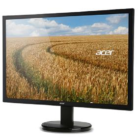 "Acer K222HQLBID (Refurbished) 21.5"" Full HD Widescreen LCD Monitor I 1920 x 1080,5ms,100M:1, 200 cd/m² I DVI,VGA, HDMI"
